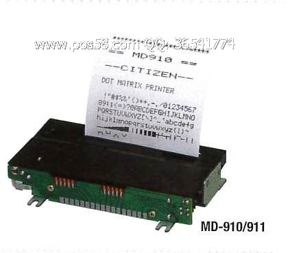Citizen Printer Ribbons / Citizen IR91/ IDP 3110 / MD 910-911 Dot Matrix Ribbon
