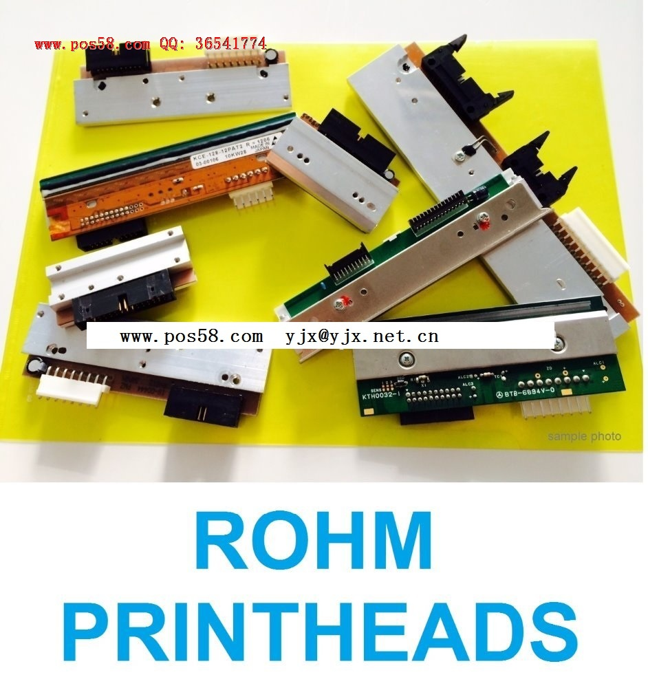 Thermal Printhead A100169 for Avery AP5.6 Series 300 DPI