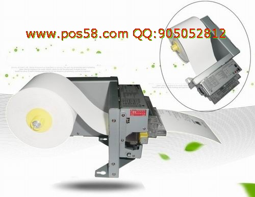 Self-printing terminal printer out of paper mouth function D347-THP