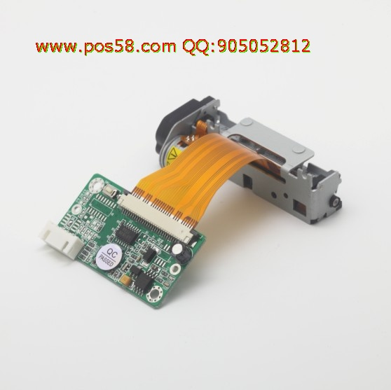 Thermal printer motherboard FTP-628MCL101