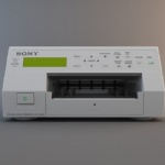 Color Sony UP25MD (UP-25MD) Analog A6 Video Printer