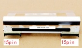 NCR 7197 7167 7198 bill print head thermal printhead on both sides of the 15pin new