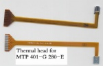 Thermal  head for MTP401-G280-E