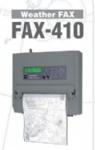 Recording Paper  for Weather Fax (Model - FAX-410)  Paper Type - F220VP, width - 256mm, Code no. 000-159-871-10