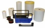 Consumables Paper, Ribbon